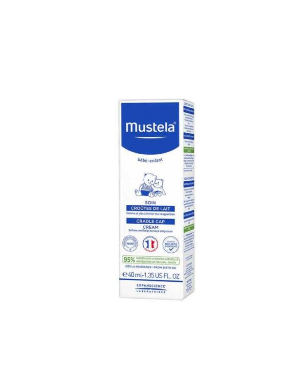 Trattamento crosta lattea 40ml - Mustela