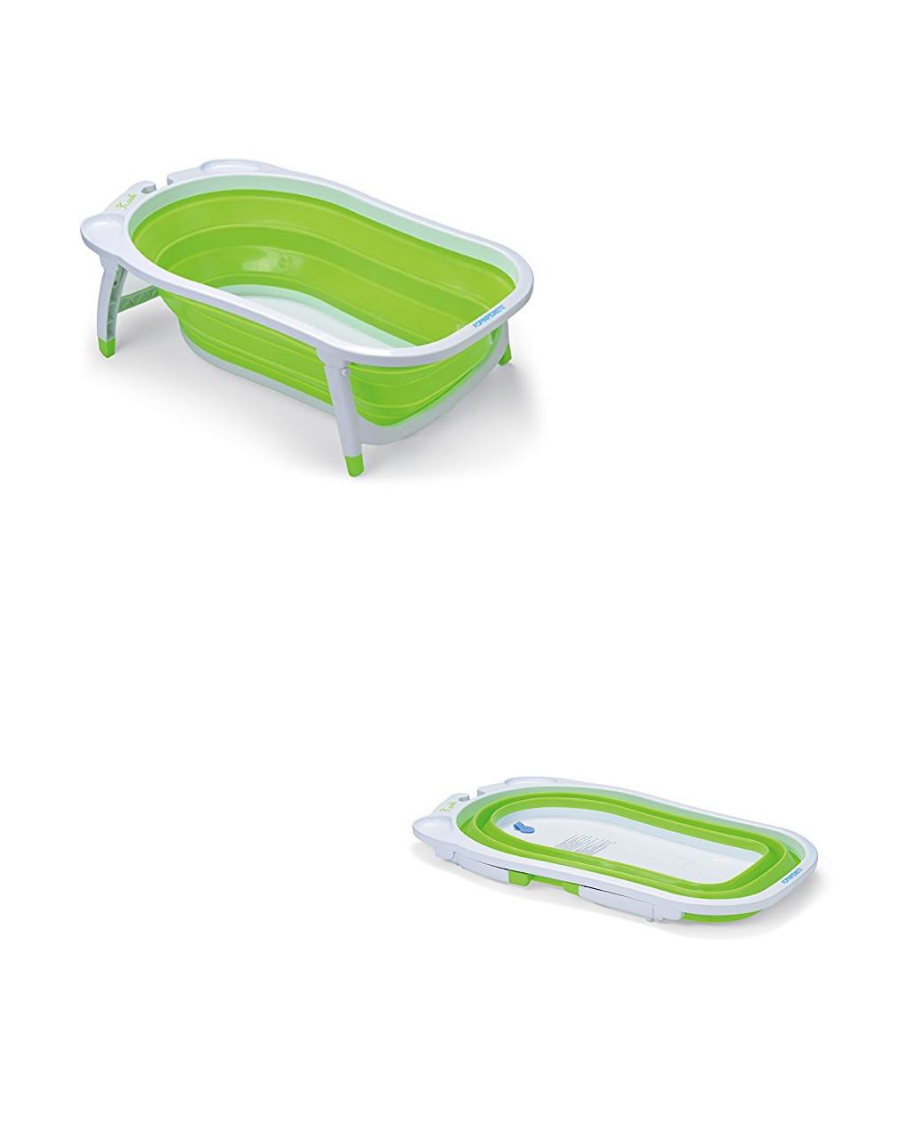 Vaschetta salvaspazio soffietto - verde - Foppapedretti