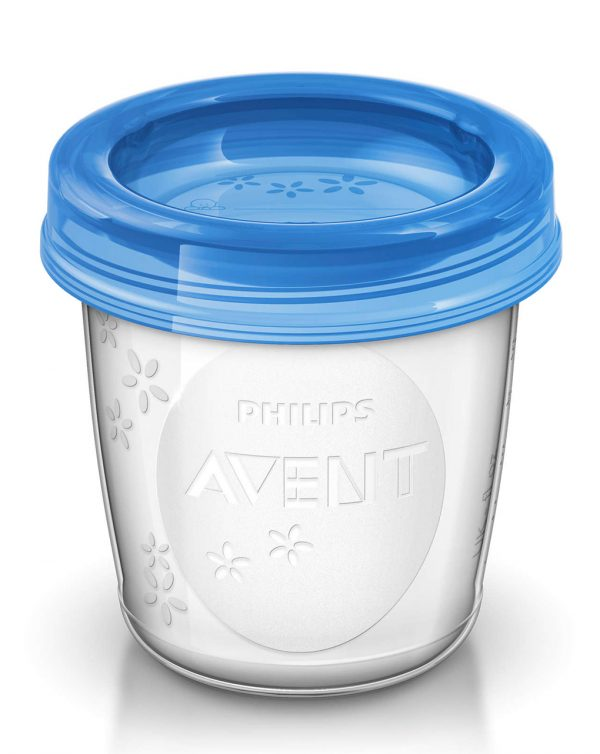 Contenitori latte materno Avent - Avent