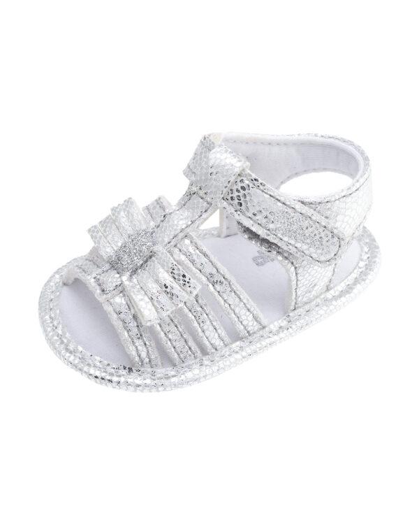 Sandalo Noelle argento - Chicco