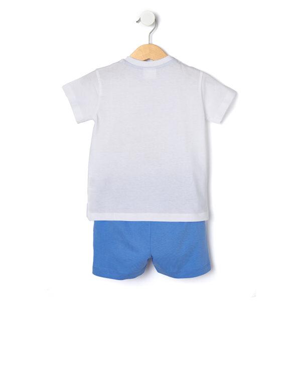 Pigiama in jersey con stampa supereroe - Prénatal