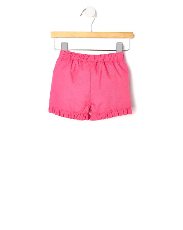 Pantaloncini in popeline con rouches - Prénatal