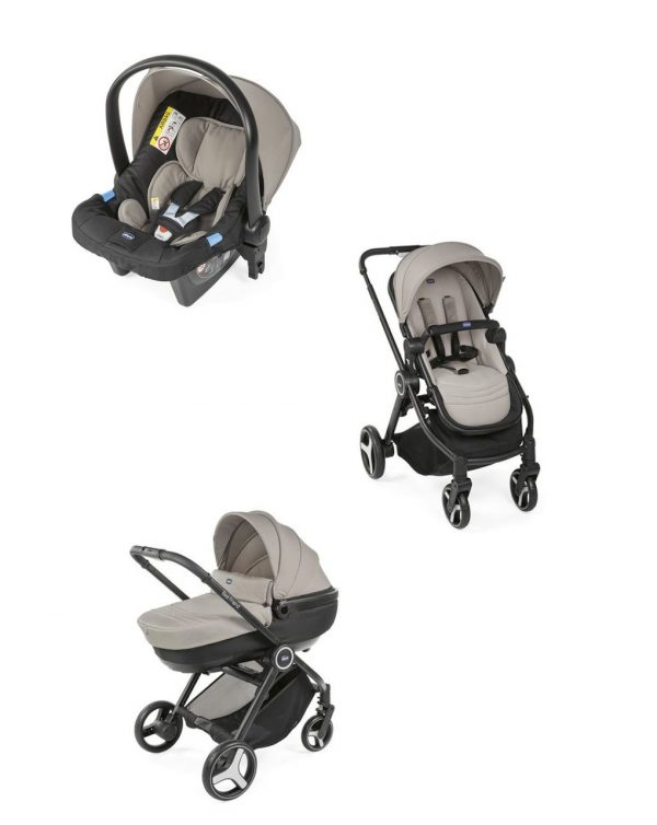 Trio Chicco Best Friend Comfort - hazelwood - Chicco