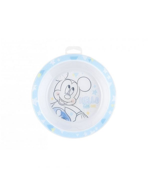 Piatto fondo 20 cm mickey disney - Lulabi Disney