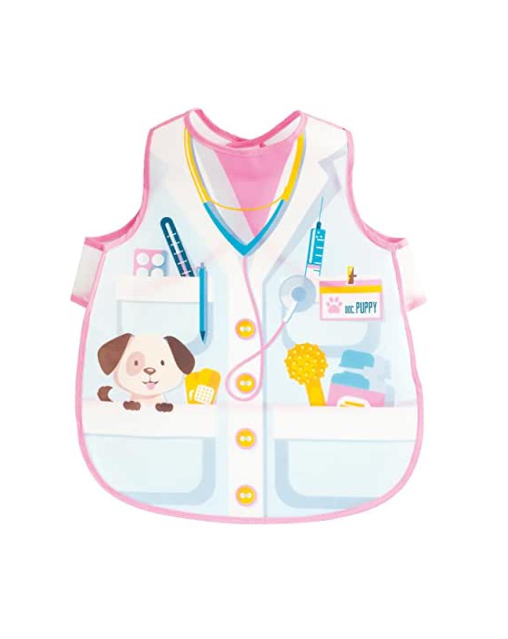 Bavaglino casacca veterinaria - Lulabi Disney, Lullabi