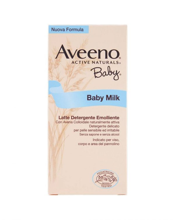 Baby latte detergente 300ml - Aveeno