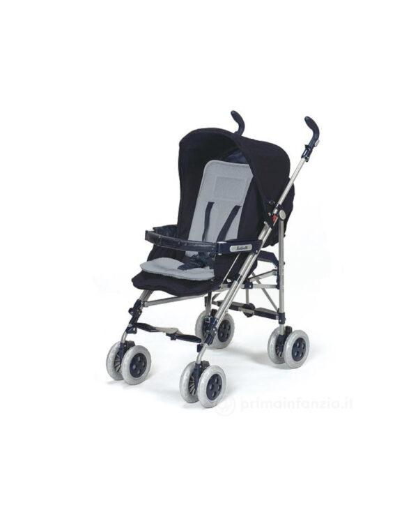 Materassino per passeggino grigio - Baby's Clan