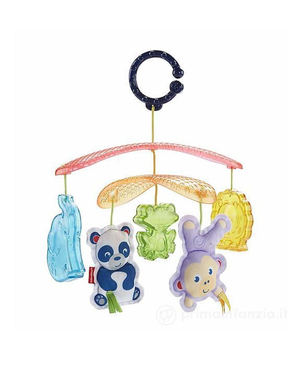 Fisher price - giostrina degli animaletti da passeggio per neonati - Fisher-Price