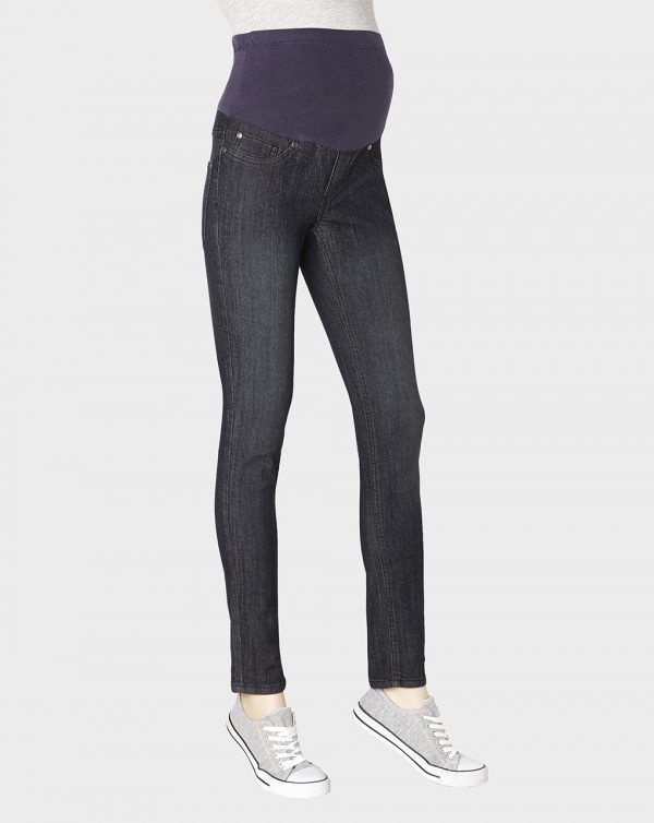Pantaloni in denim scuro skinny - Prénatal