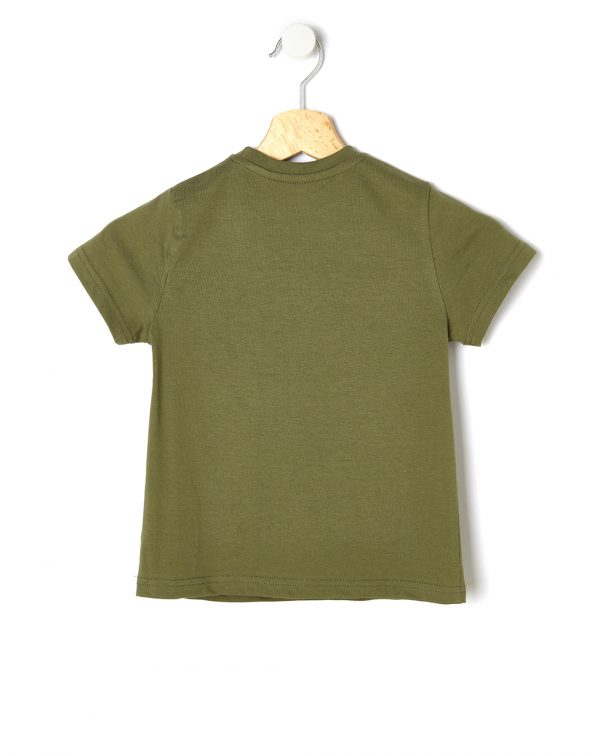 T-shirt basica con maxi stampa - Prénatal