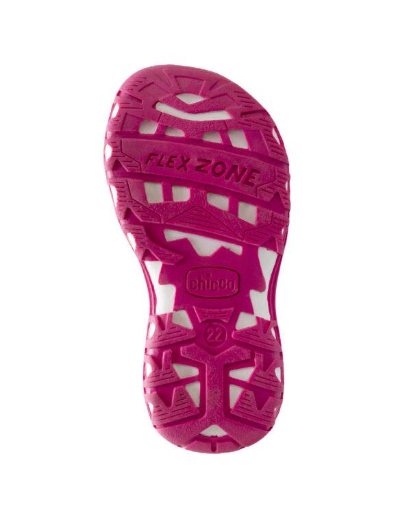 Sandalo Cedder fuxia - Chicco