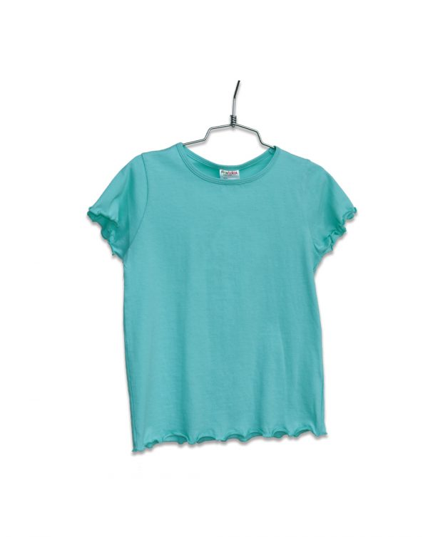 T-shirt con maniche arricciate - Prénatal