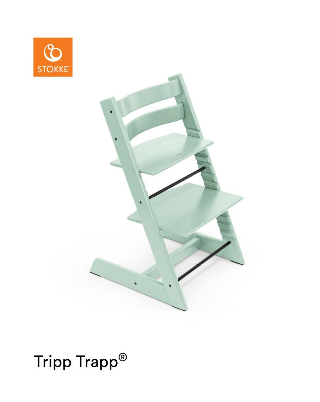 Tripp trapp® – soft mint - Stokke