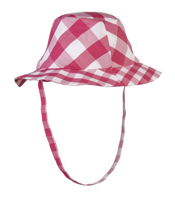 Cappello in popeline vichy - Prénatal