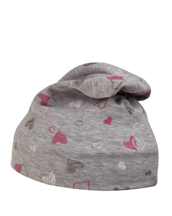 Cappello in jersey con stampa cuori - Prenatal 2