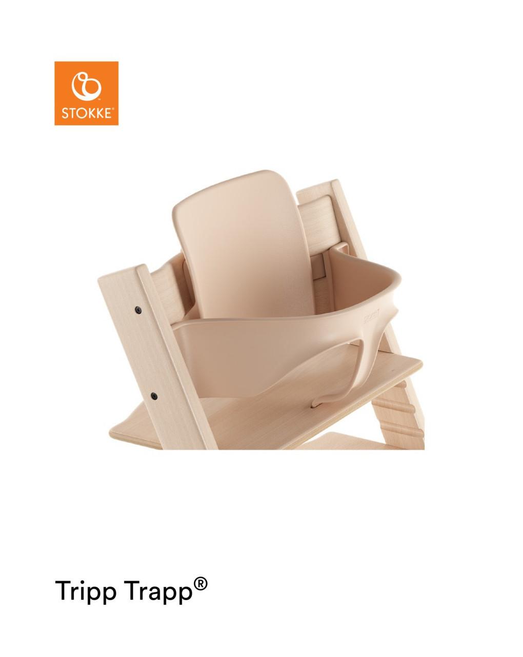 Stokke® baby set per tripp trapp® – natural - Stokke