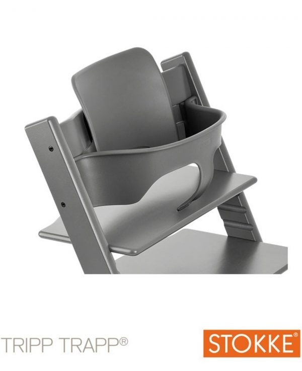Stokke® Baby Set per Tripp Trapp® – Storm Grey - Stokke