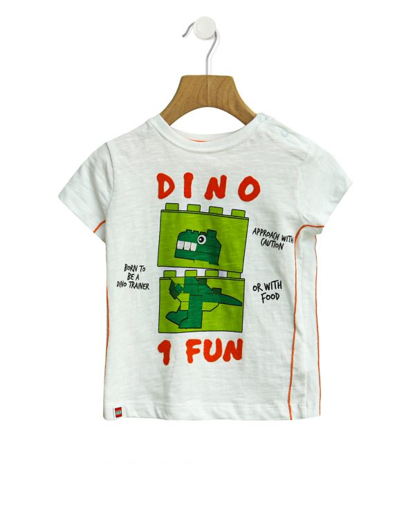 T-shirt con dinosauro Lego - Prénatal