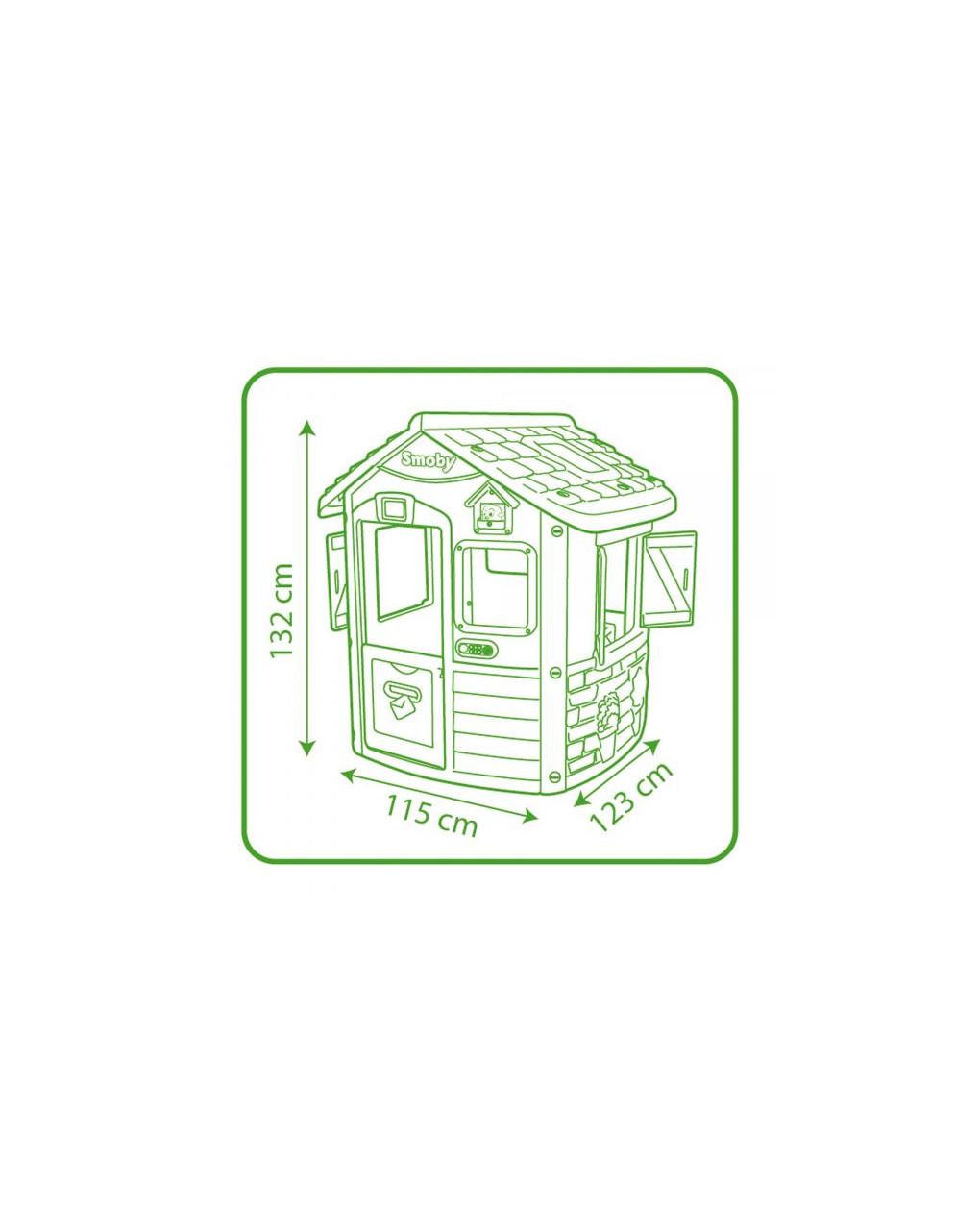 Smoby - casa jura lodge - Smoby