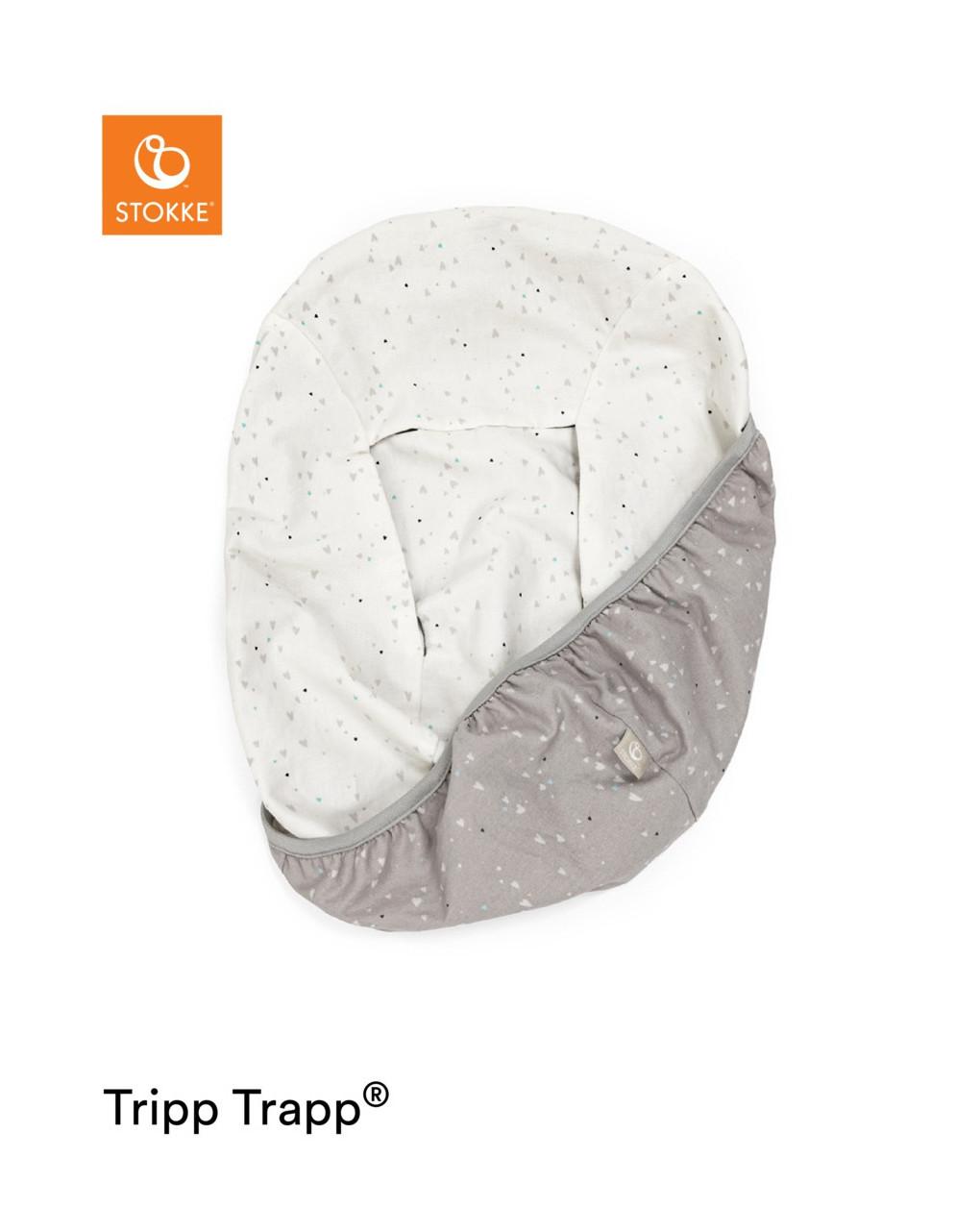 Rivestimento per il tripp trapp® newborn set - sweet hearts - Stokke