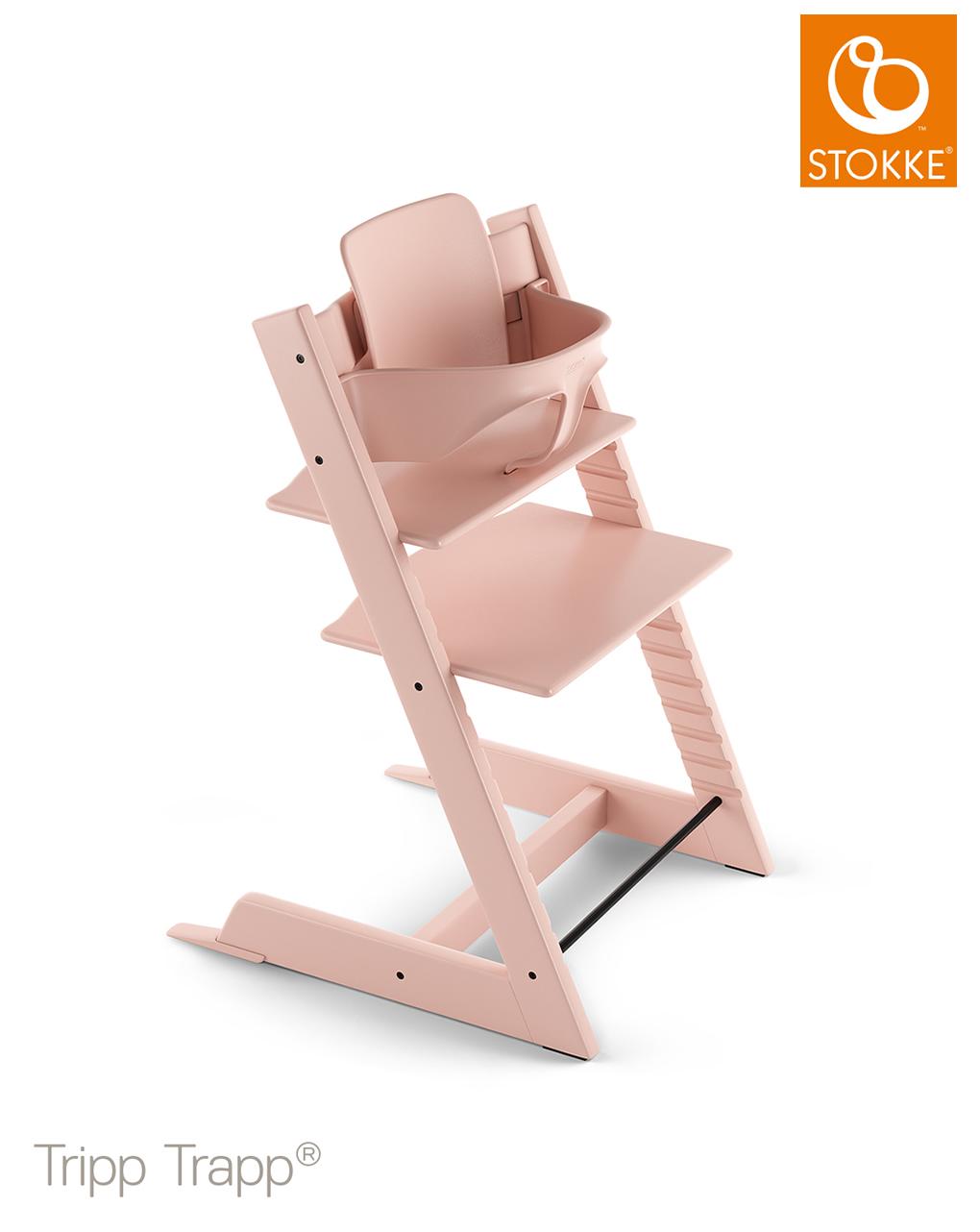 Stokke® baby set per tripp trapp® – serene pink - Stokke