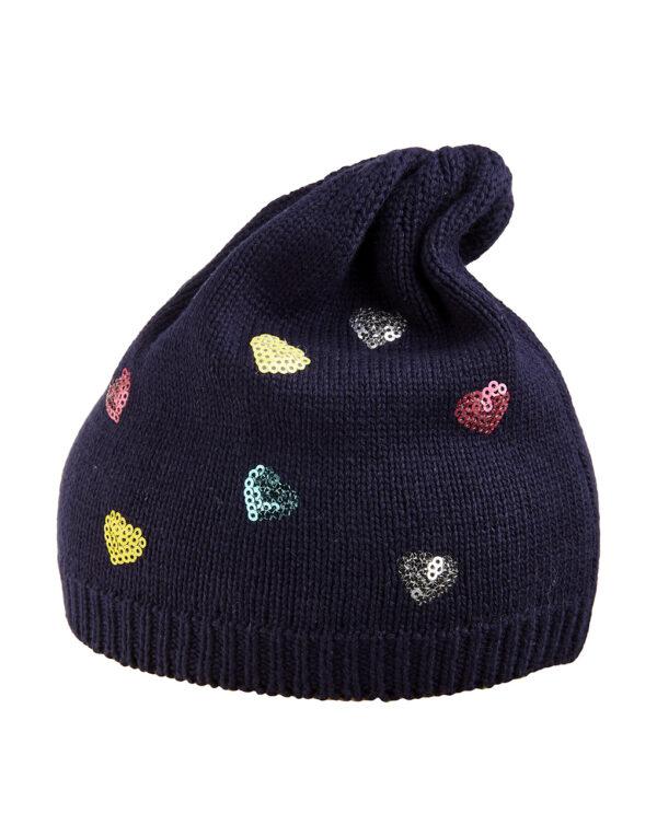 Cappello tricot con paillettes - Prénatal