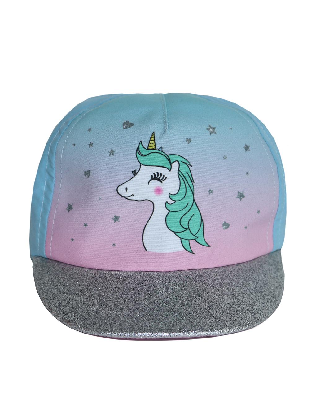 Cappello baseball unicorno - Prénatal