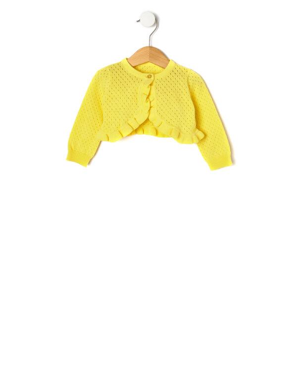 Cardigan tricot in cotone - Prénatal