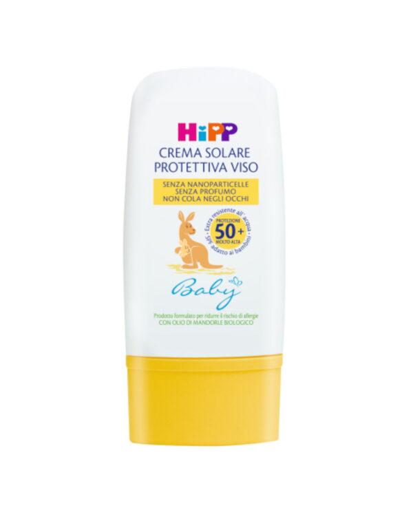 Crema solare protettiva viso SPF50+ 30 ml - Hipp