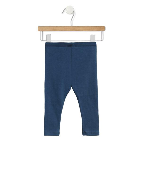 Leggings lunghi blu - Prenatal 2