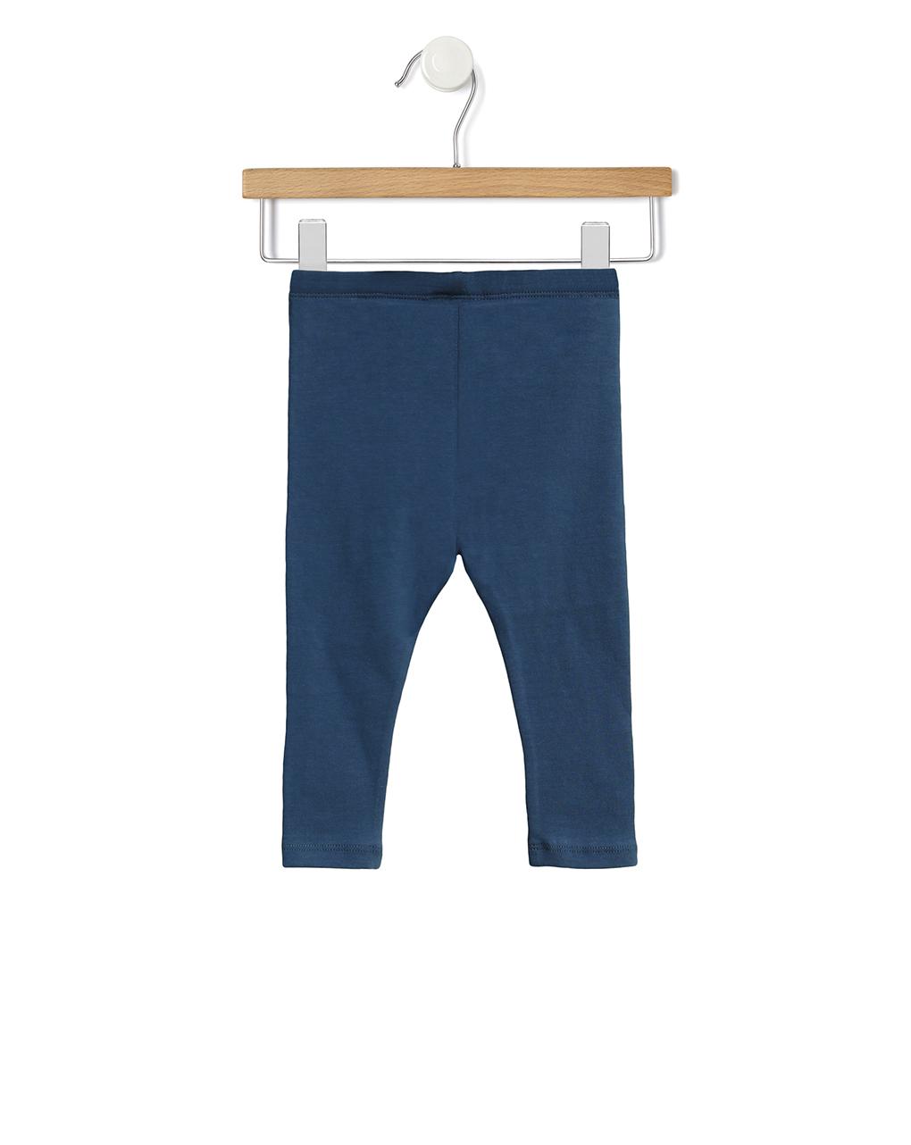 Leggings lunghi blu - Prénatal