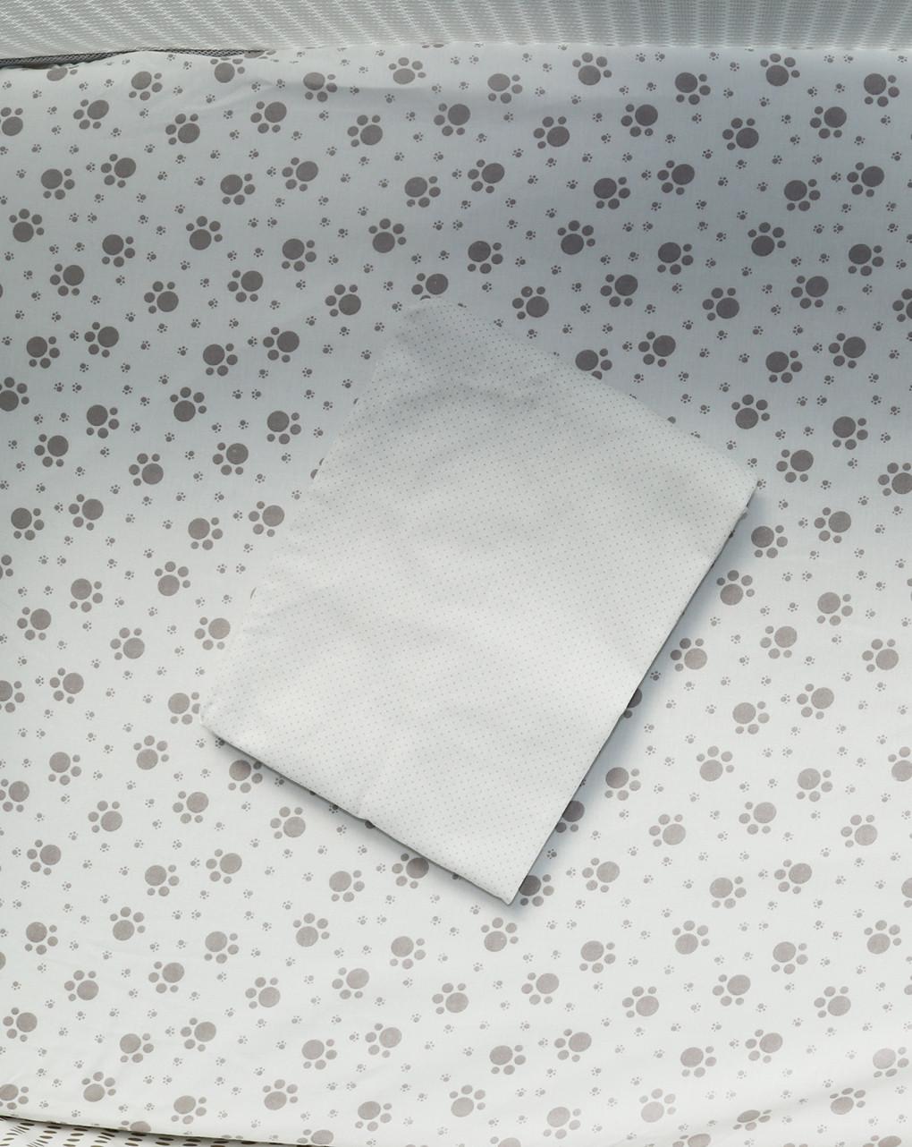 Culla - pack 2 pezzi lenzuola per culla con angoli - Prénatal