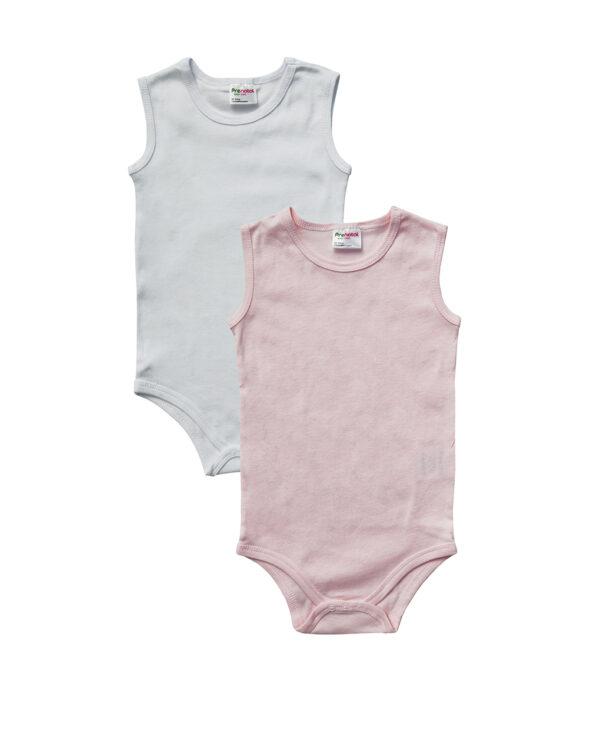 Pack x2 body canotta - Prenatal 2