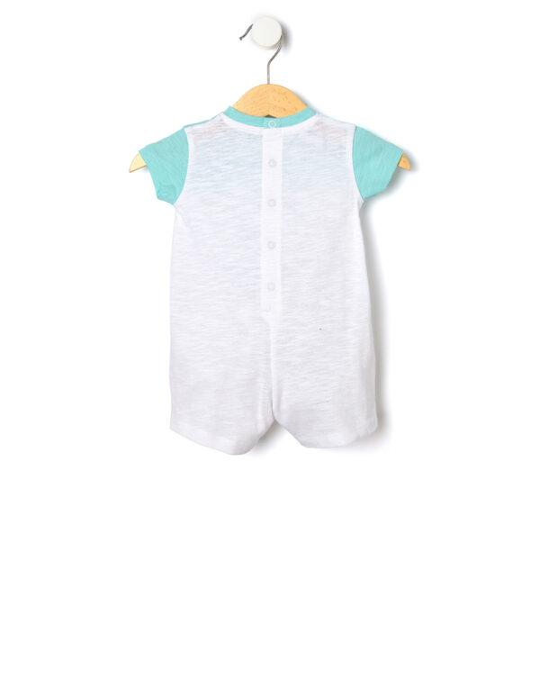 Tutina in jersey con stampa - Prénatal