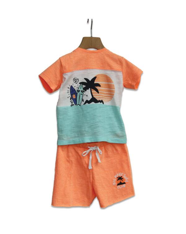 Set t-shirt e bermuda - Prenatal 2