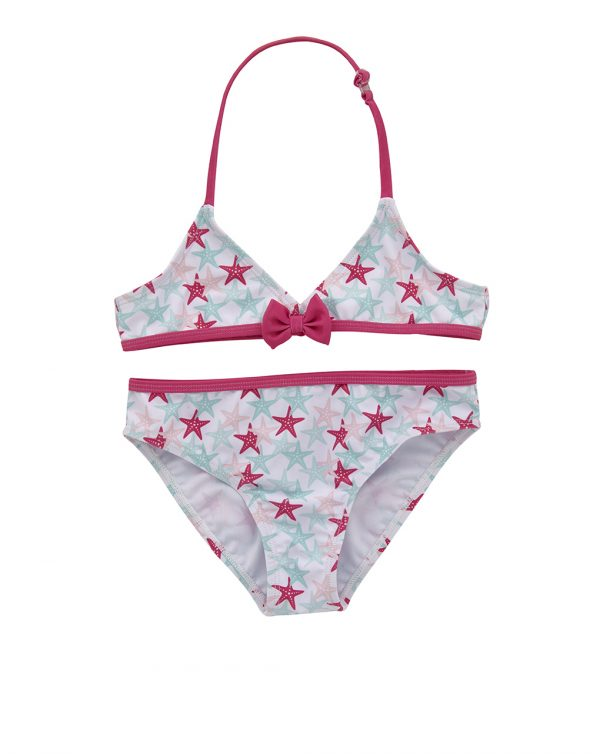 Bikini con stampa all-over stelle - Prénatal