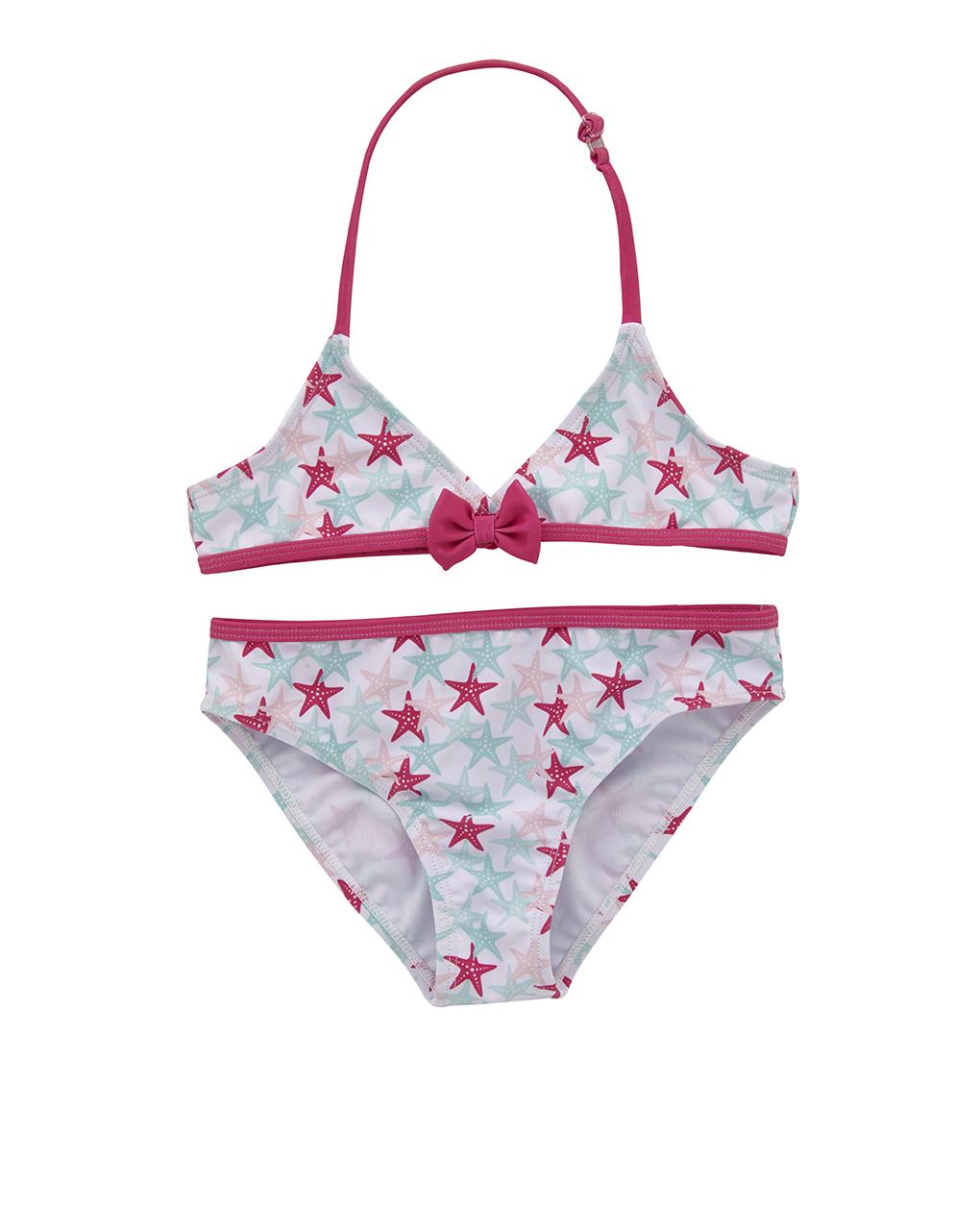 Bikini con stampa all-over stelle - Prénatal