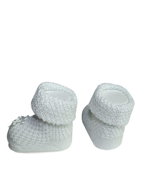 Calzine tricot effetto scarpa - Prénatal