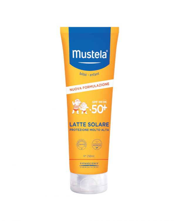 Latte solare SPF50+ 250 ml - Mustela