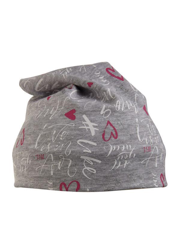 Cappello in jersey con cuori glitter - Prenatal 2