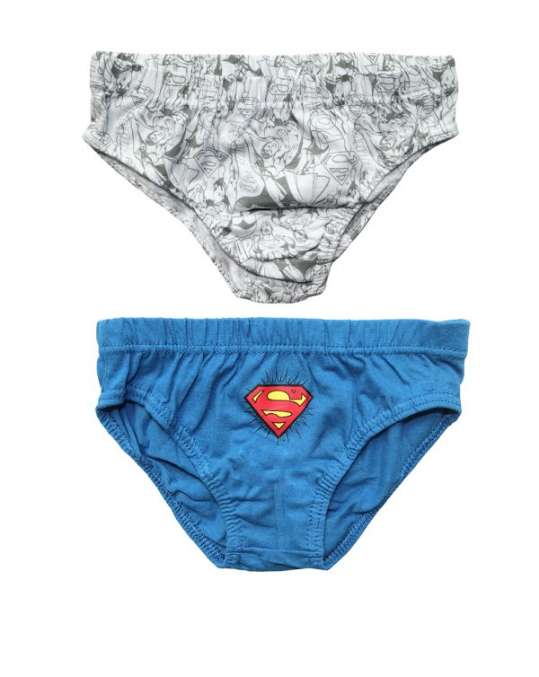 Pack x2 slip Superman - Prénatal