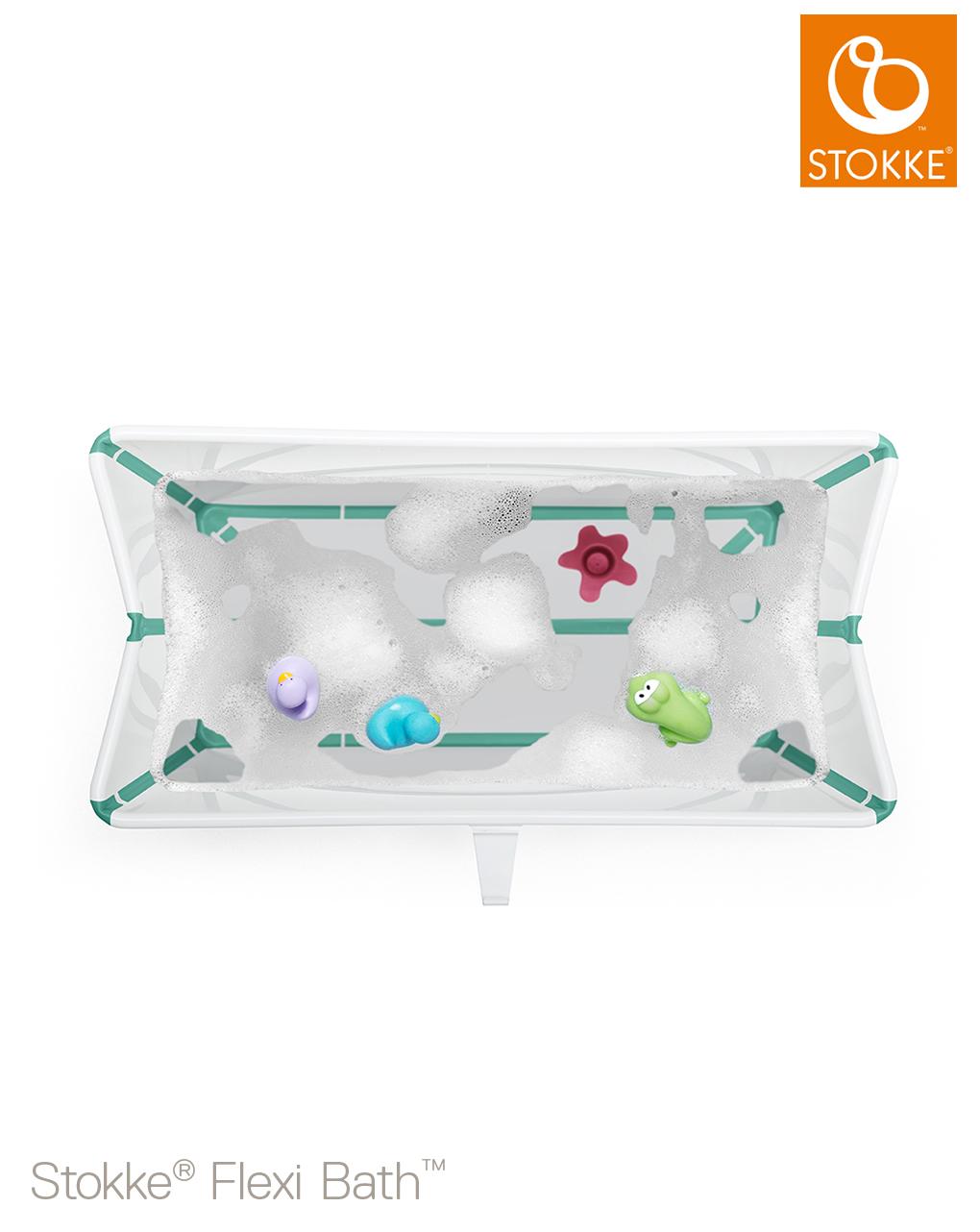 Stokke® flexi bath® - white aqua - Stokke