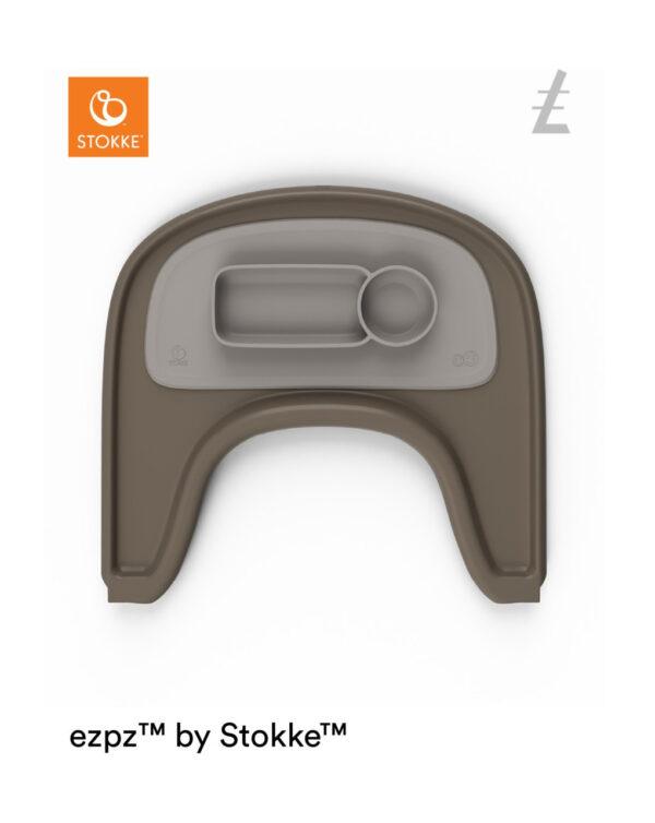 ezpz™ by Stokke™ Tovaglietta per vassoio Stokke®  - Soft Mint - Stokke