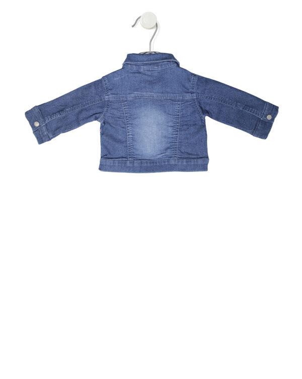 Giubbino jeans con ricami - Prenatal 2