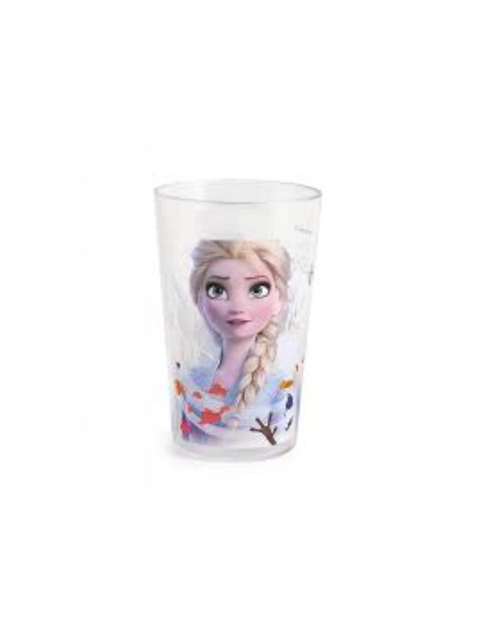 Bicchiere in polistirene 28 cl frozen 2 disney - Disney, Lulabi Disney
