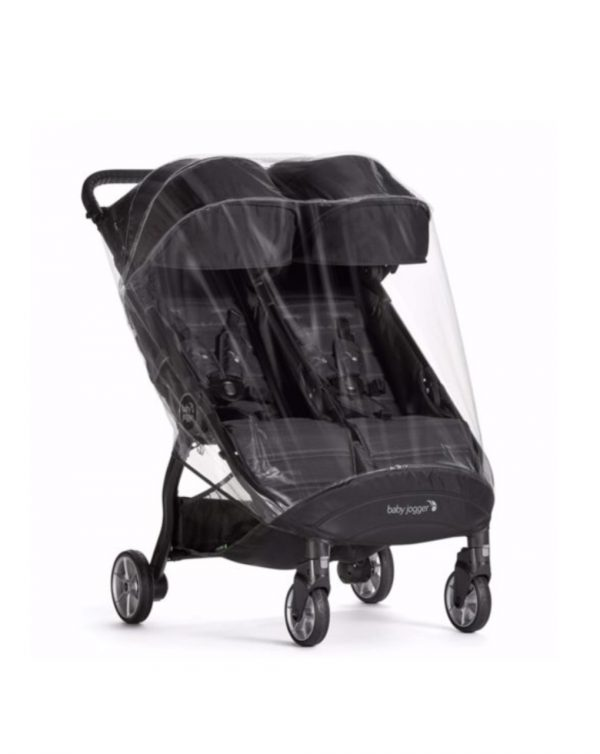 PARAPIOGGIA CITY TOUR2 DOUBLE - Baby Jogger