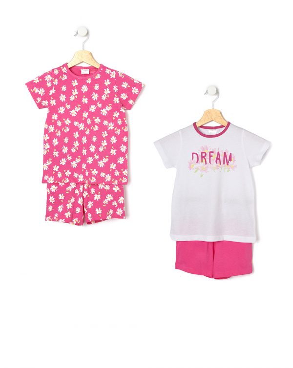 Pack 2 pigiami corti - Prénatal