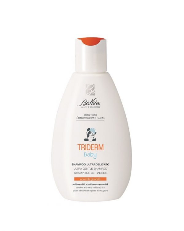 Triderm Baby Shampoo ultradelicato 200 ml - BioNike