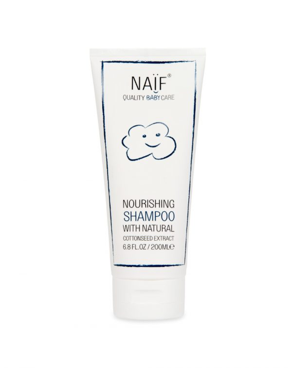 Shampoo Nutriente 200 ml - Naif