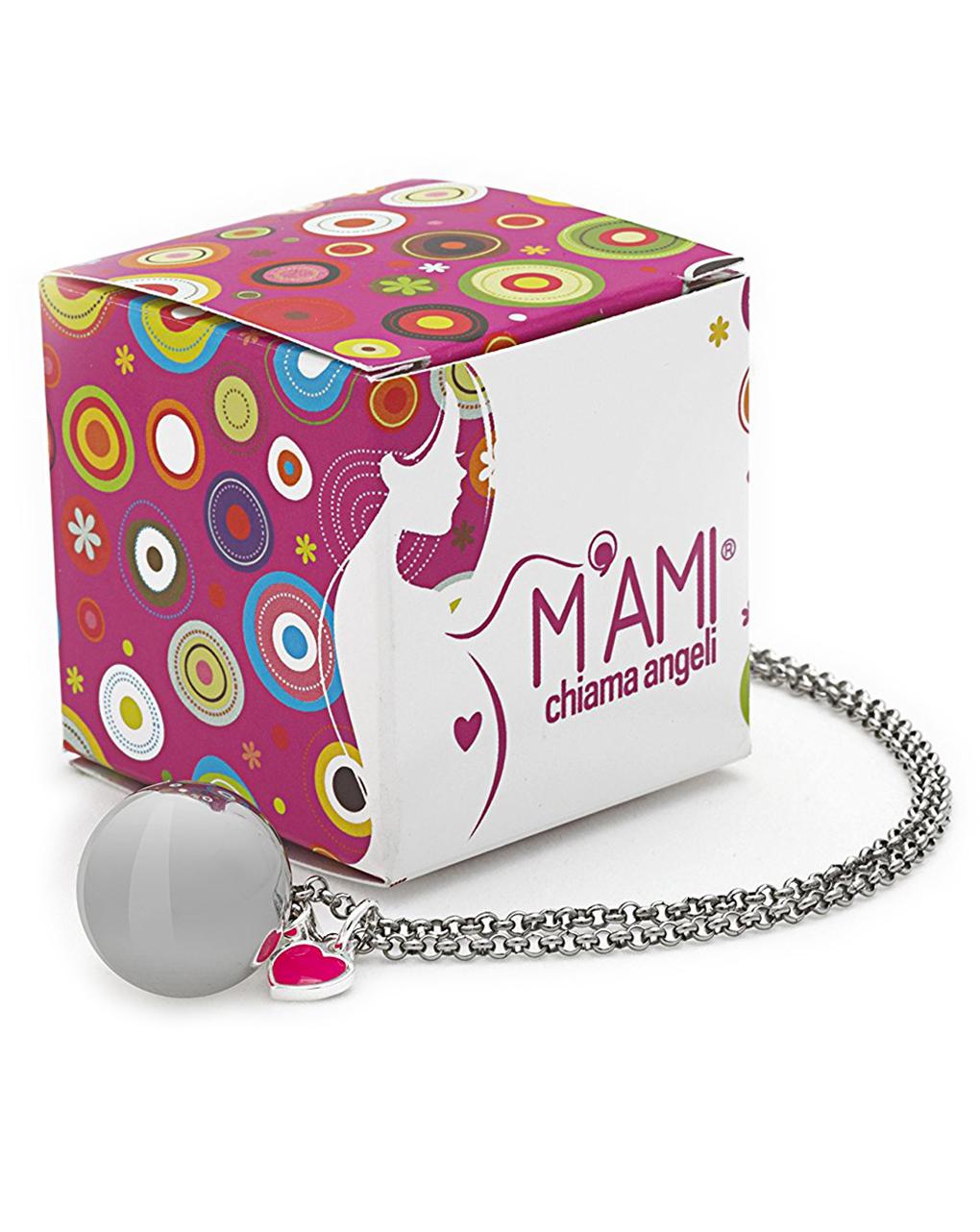 Chiama angeli pink heart - Mamijux